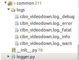python-logging-level